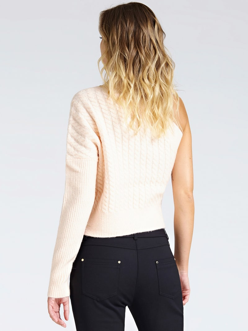 PULLOVER MARCIANO ONE-SHOULDER image number 2