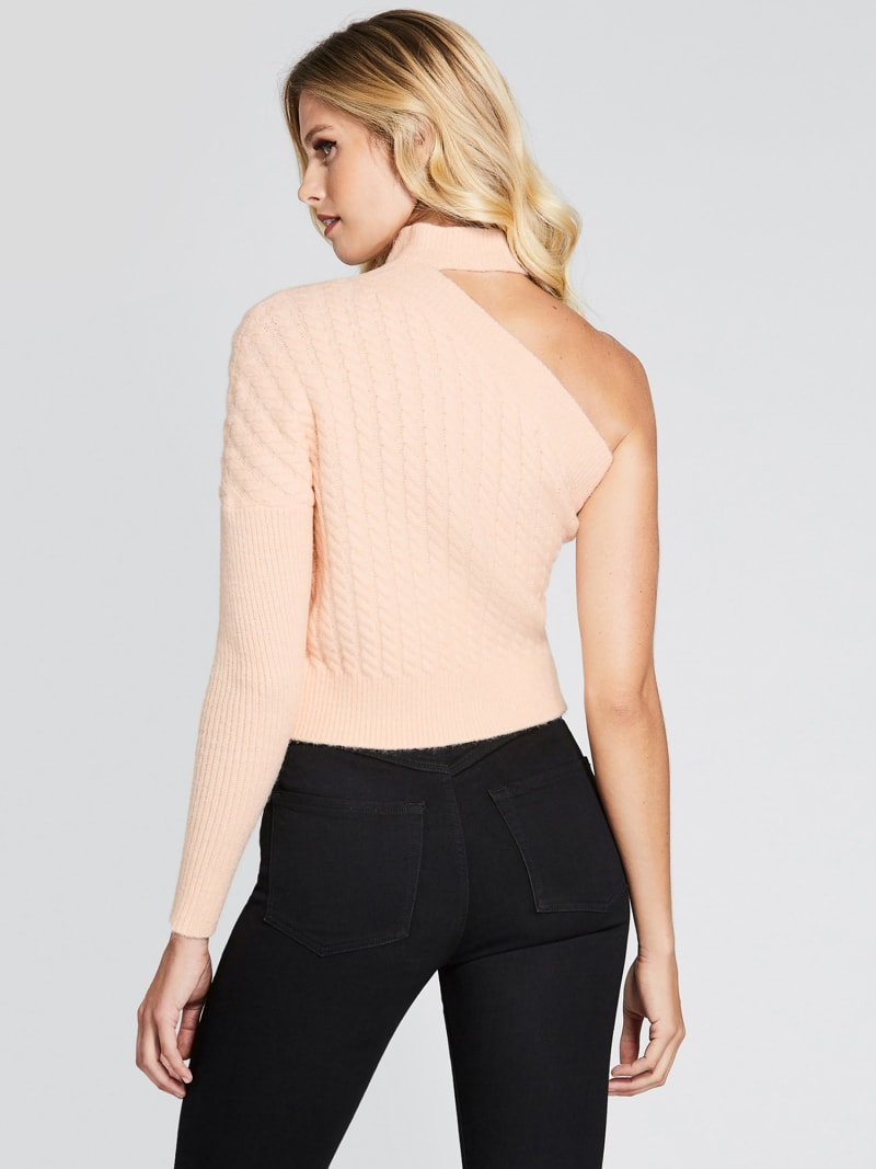 PULLOVER MARCIANO ONE-SHOULDER image number 3