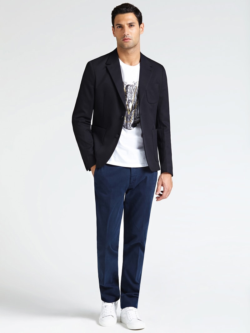 BLAZER POCHES MARCIANO image number 1
