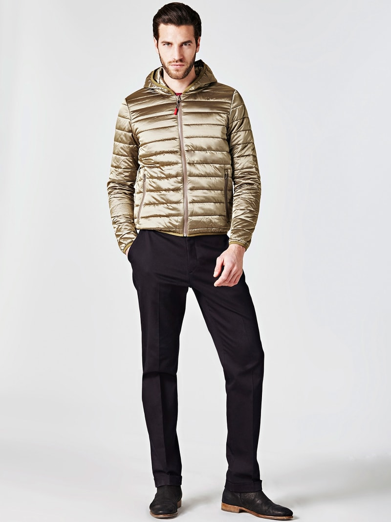 MARCIANO QUILTED-LOOK JACKET image number 2