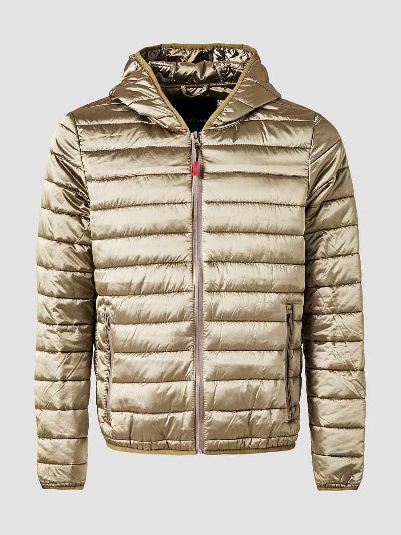 MARCIANO QUILTED-LOOK JACKET image number 4