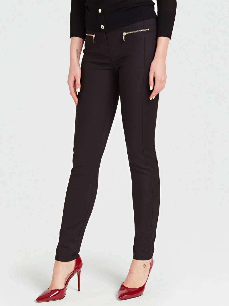 MARCIANO PANTS WITH POCKET DETAIL image number 0