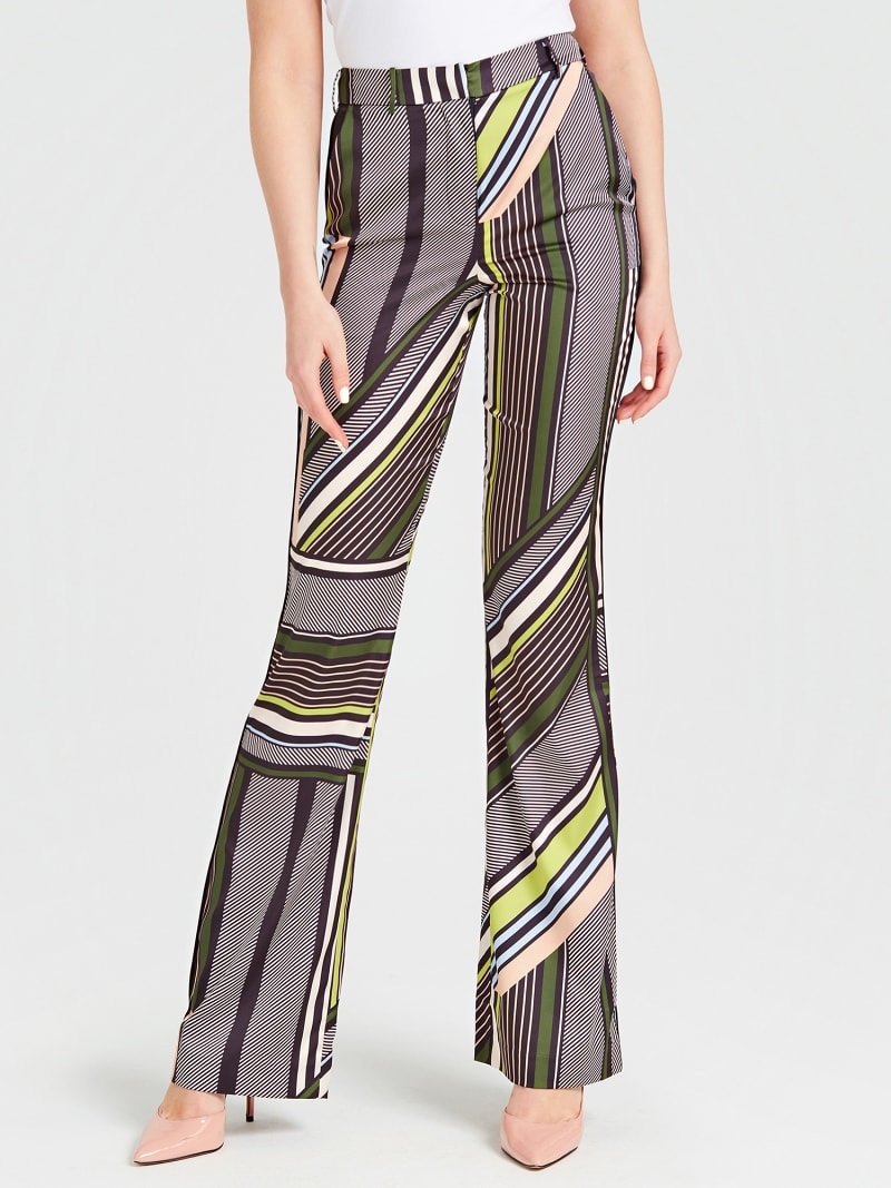 MARCIANO PATTERNED PANTS image number 0