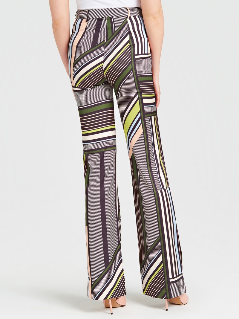 MARCIANO PATTERNED PANTS image number 2