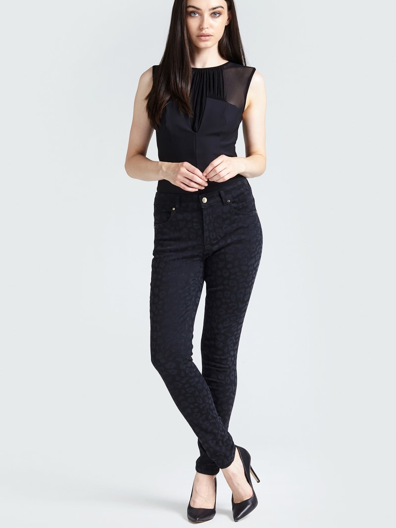 MARCIANO SKINNY JEANS image number 1