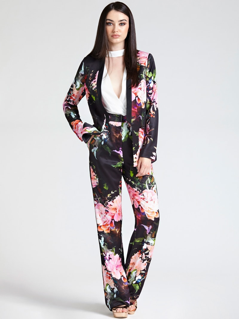 MARCIANO FLORAL JACKET image number 1