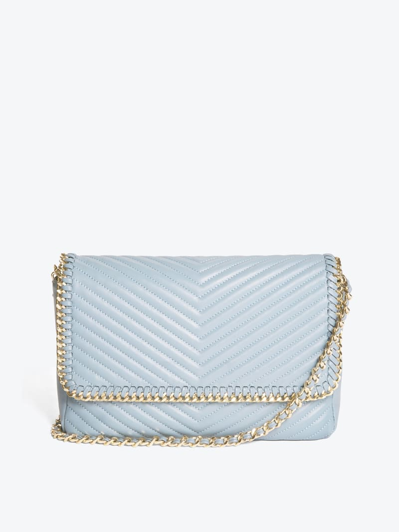 MARCIANO LEATHER CROSSBODY BAG image number 0