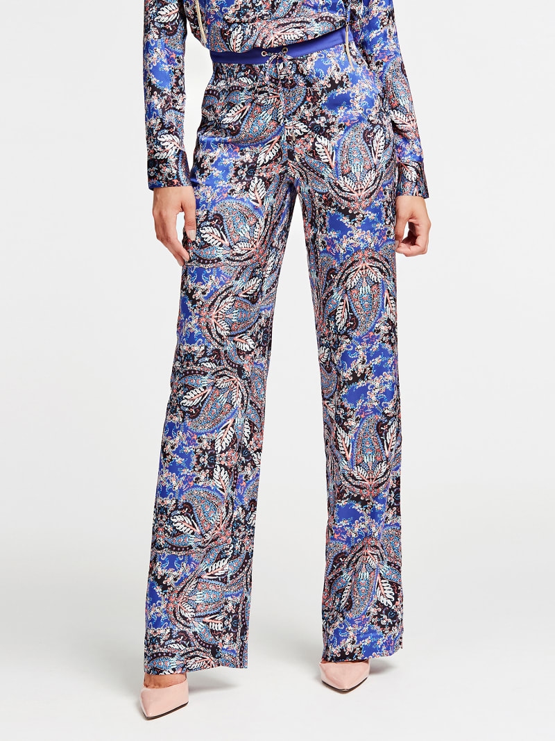HOSE MARCIANO PAISLEY-PRINT image number 0