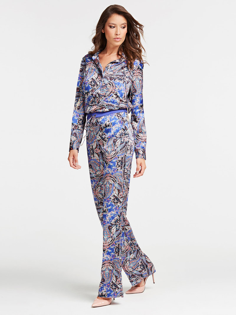 HOSE MARCIANO PAISLEY-PRINT image number 1