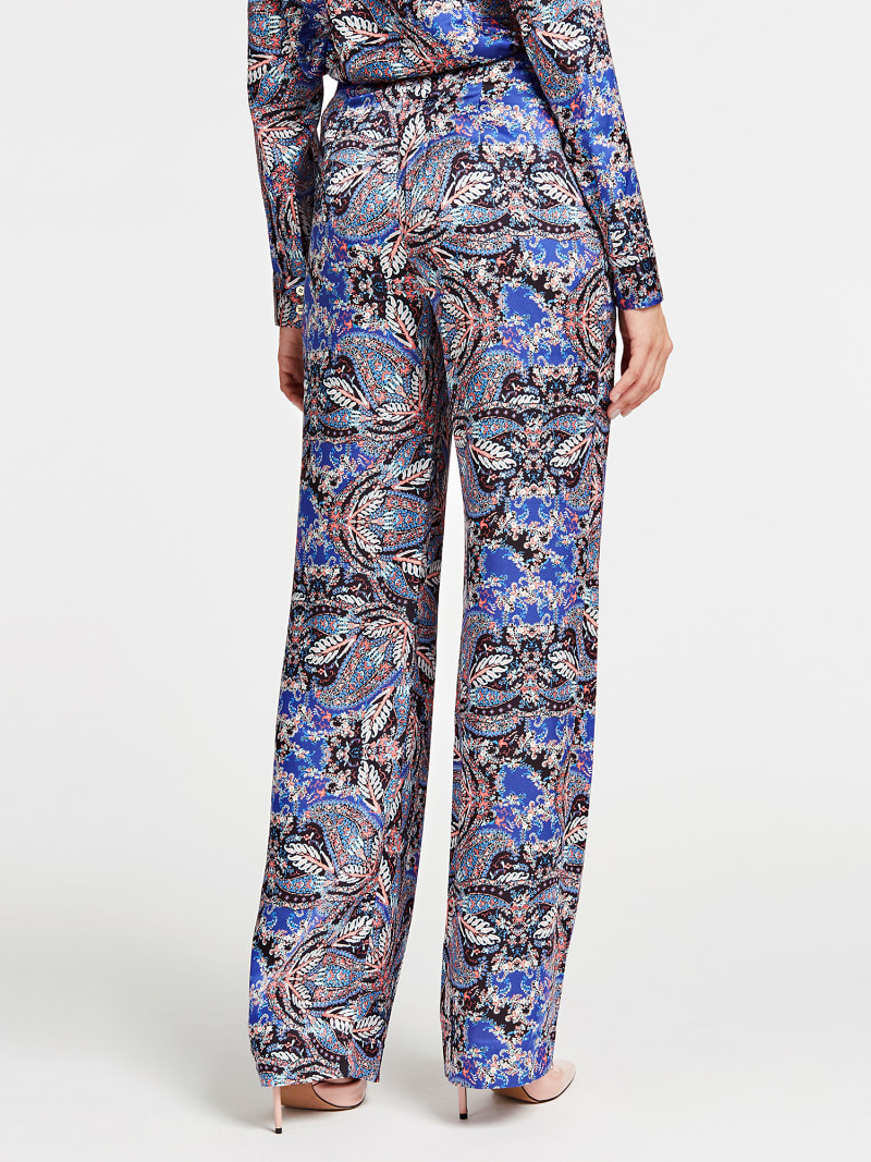 HOSE MARCIANO PAISLEY-PRINT image number 2