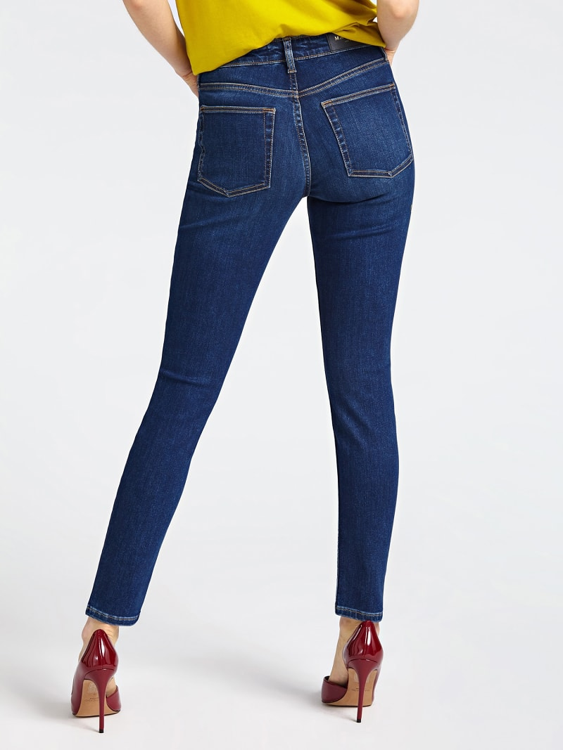 JEANS MARCIANO 5 TASCHE SKINNY  image number 2
