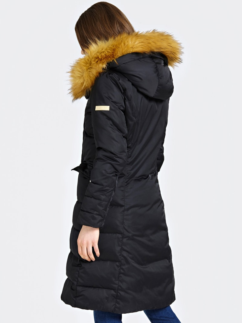 MARCIANO LONG PADDED JACKET  image number 2