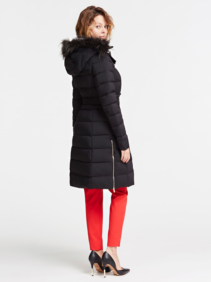 MARCIANO PADDED TRENCH  image number 1