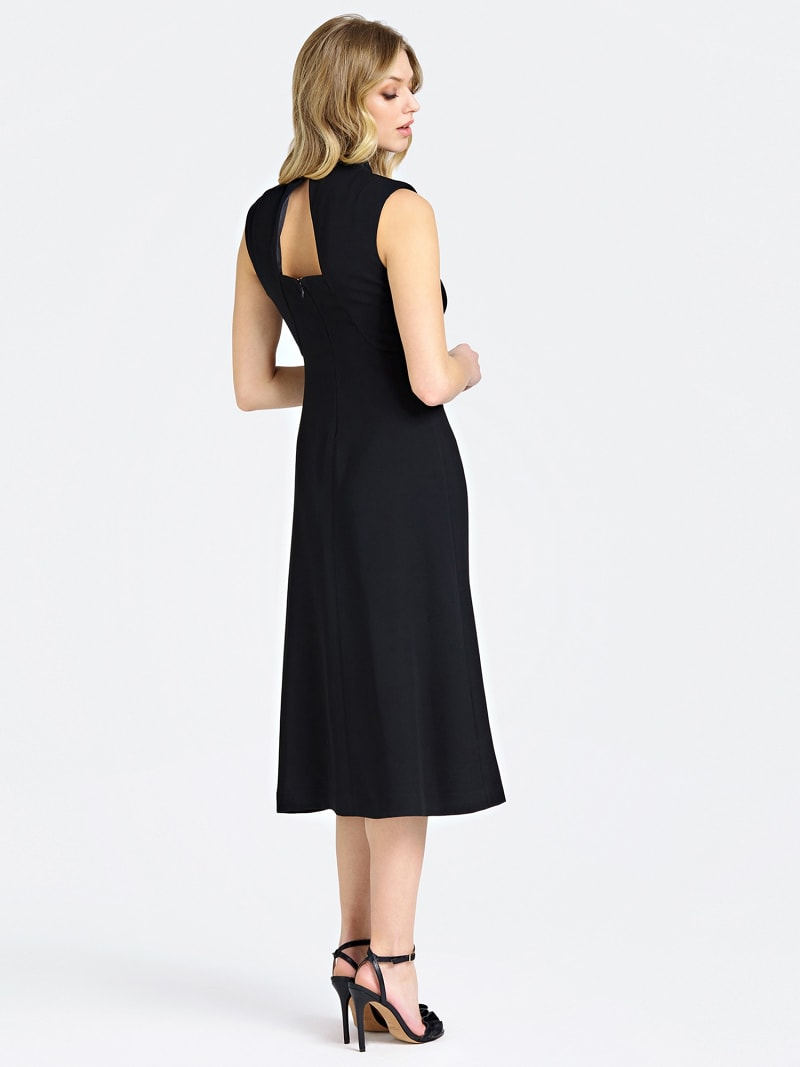 MARCIANO DRESS WITH CUT-OUT BACK image number 1
