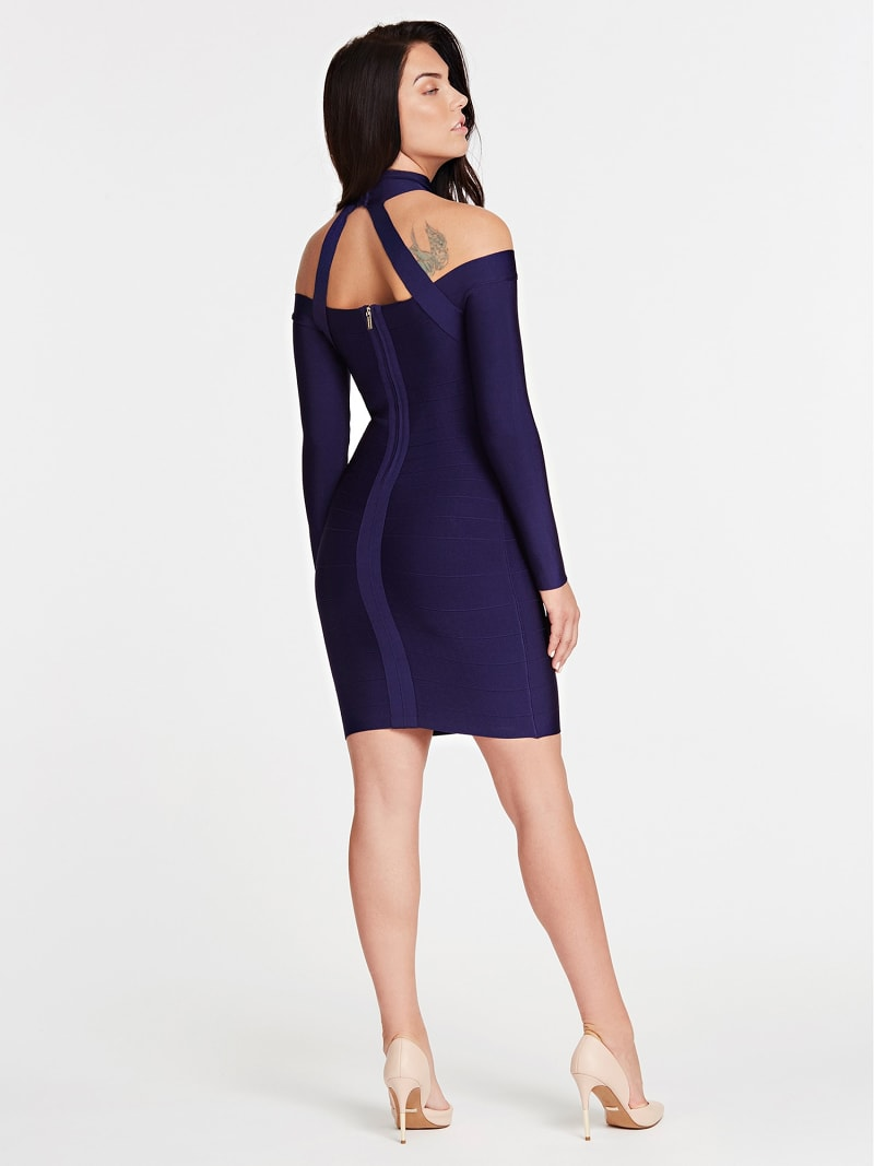 MARCIANO BANDAGE DRESS image number 1