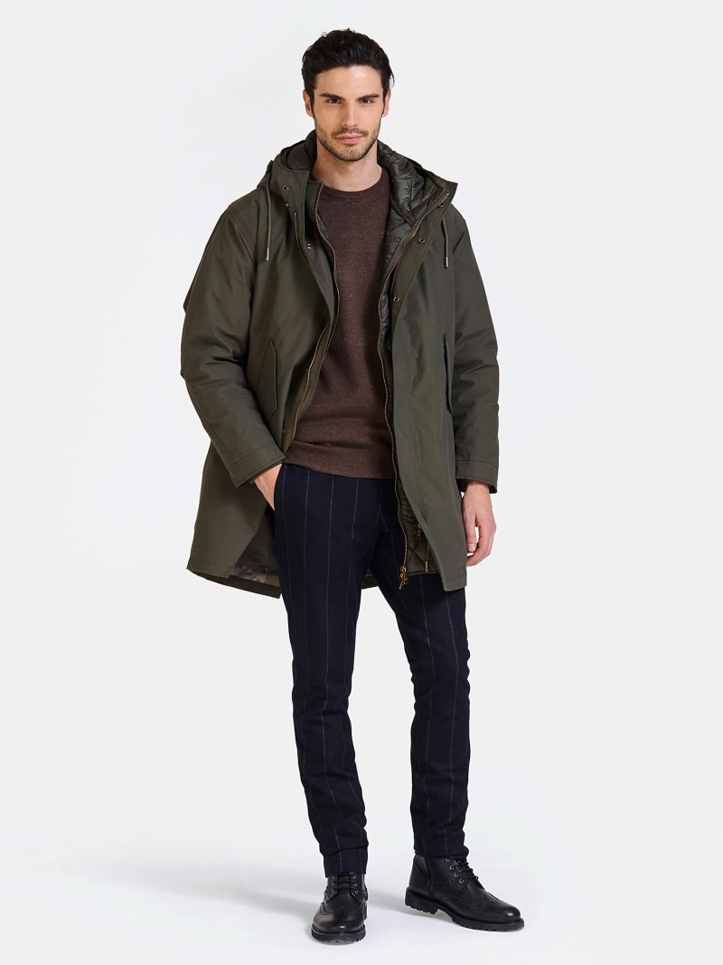 PARKA INTERIEUR AMOVIBLE MARCIANO image number 1