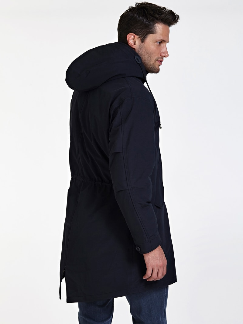 PARKA INTERIEUR AMOVIBLE MARCIANO image number 2