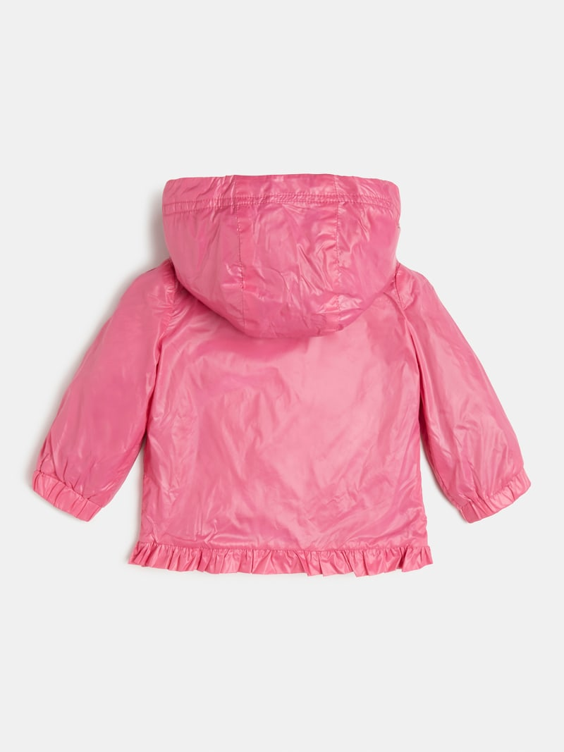RUFFLES NYLON JACKET image number 1