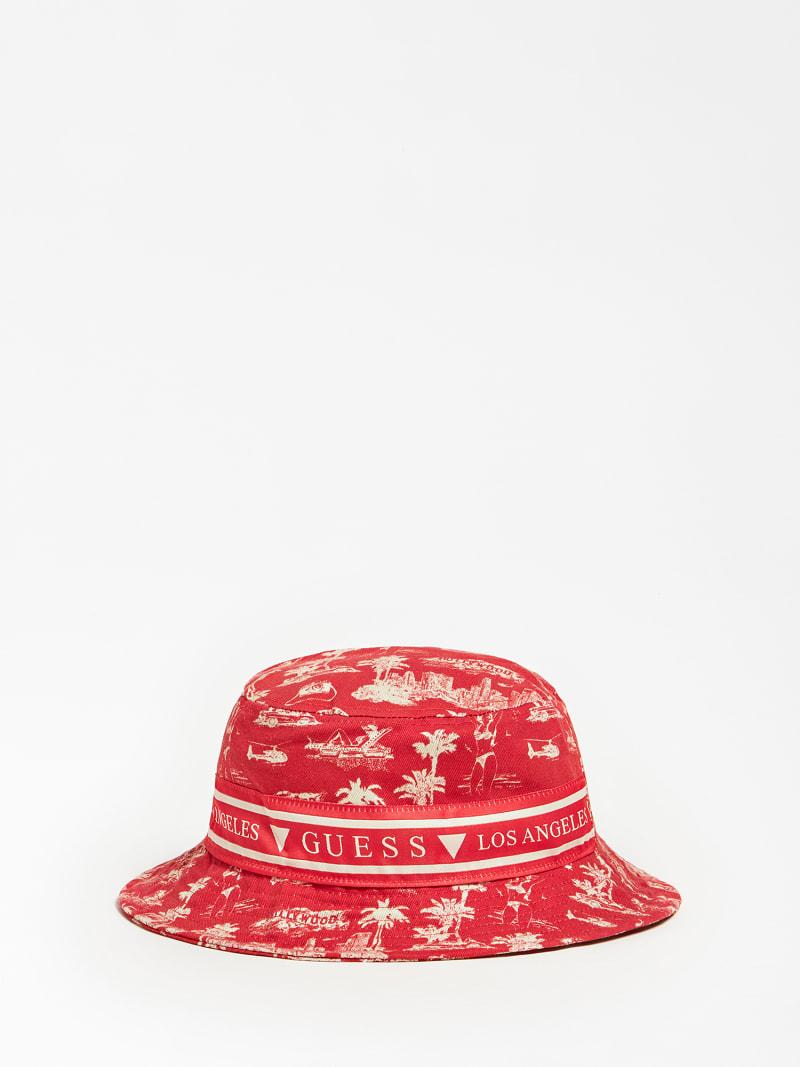 PATTERNED HAT image number 0