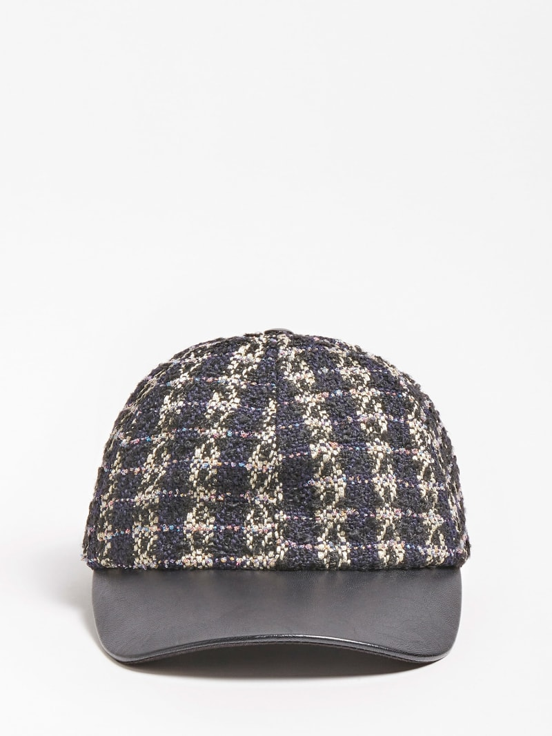 CASQUETTE BASE-BALL CESSILY TWEED image number 0