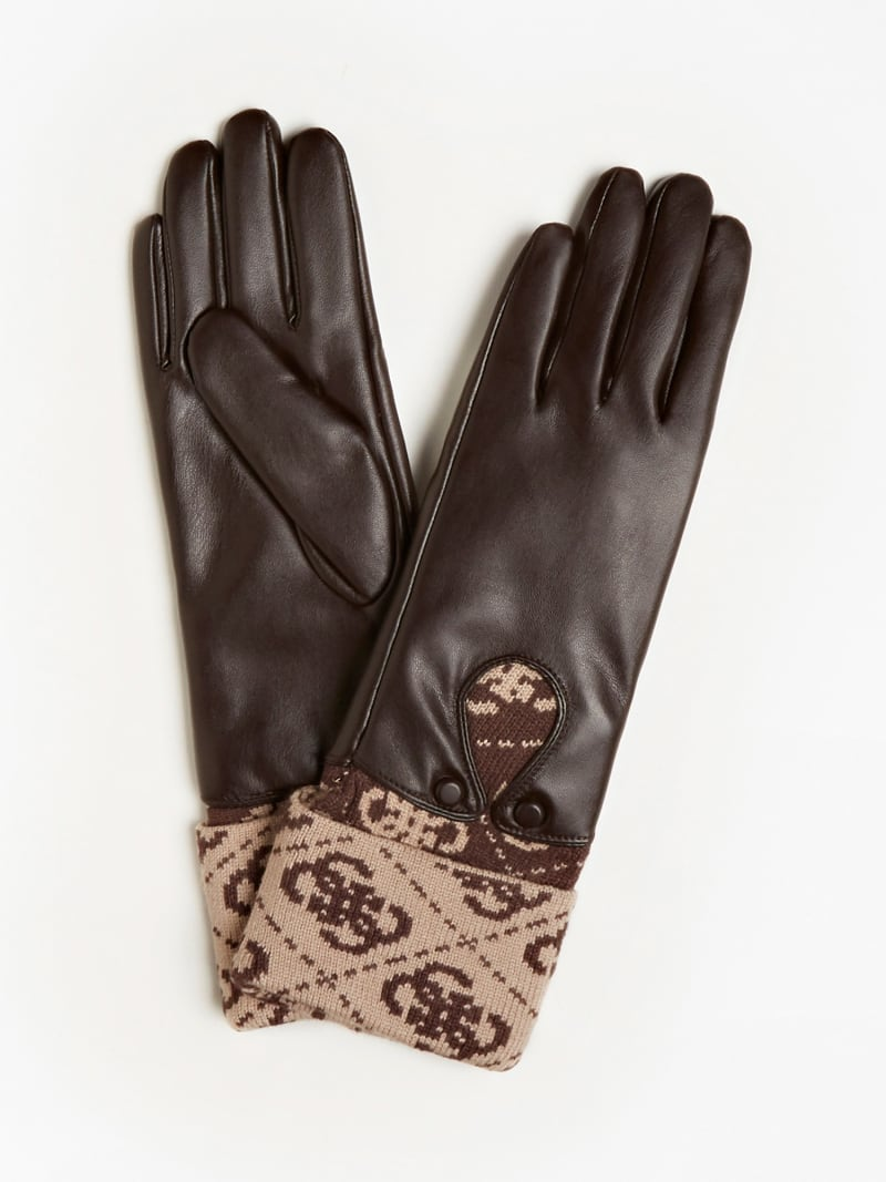 GUANTES VALY LOGOTIPO 4G image number 0