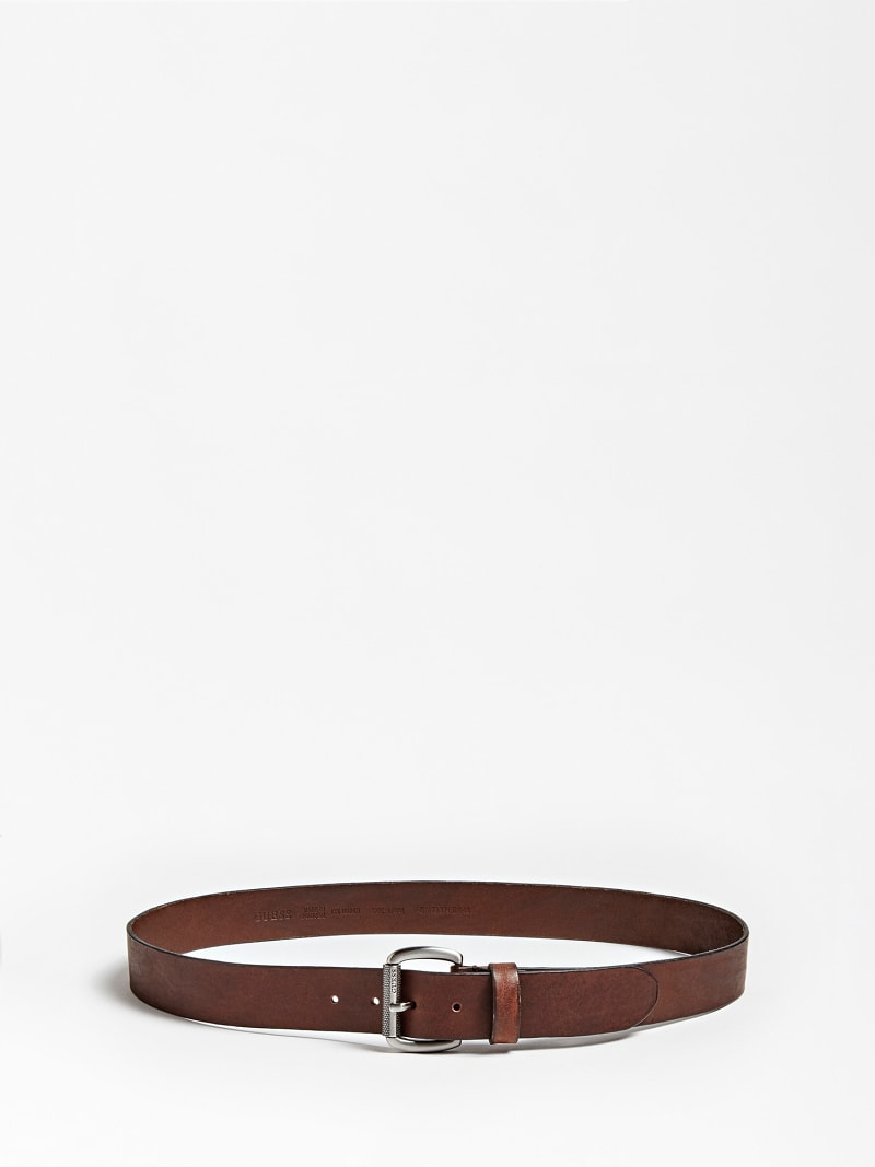 COUNTRY GENUINE LEATHER BELT image number 1