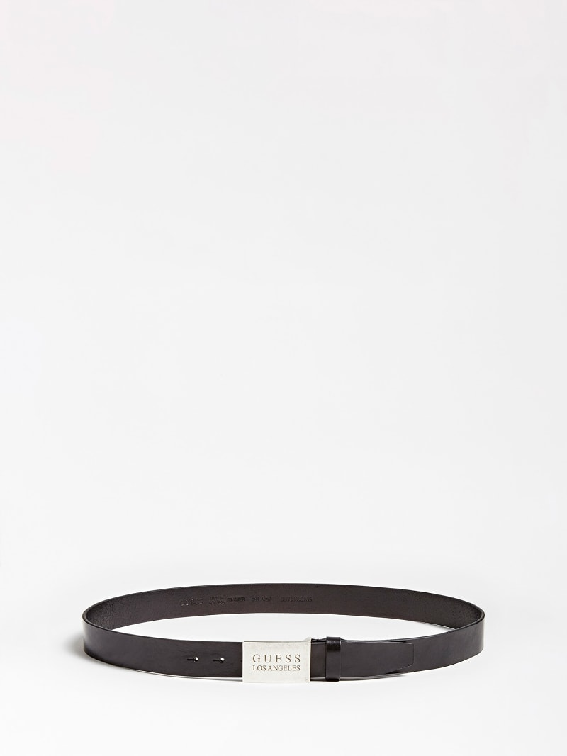HYPE GENUINE LEATHER BELT image number 1