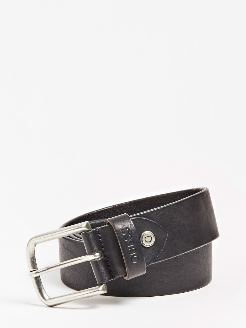 GENUINE LEATHER BELT image number 0