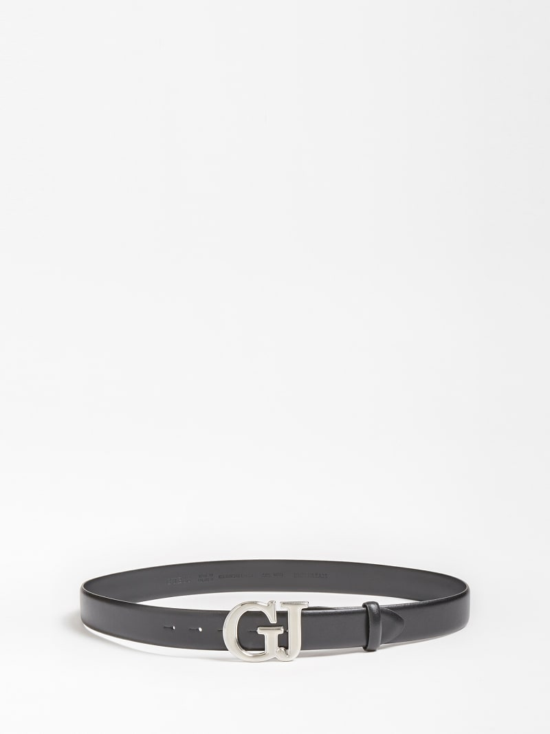 LUXE REAL LEATHER BELT image number 1