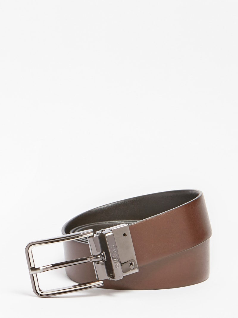 LUXE REAL LEATHER BELT image number 2