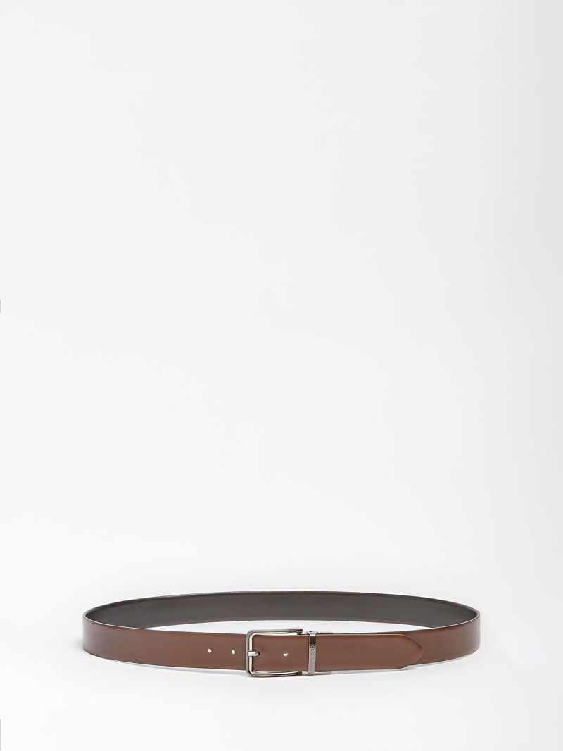 LUXE REAL LEATHER BELT image number 3