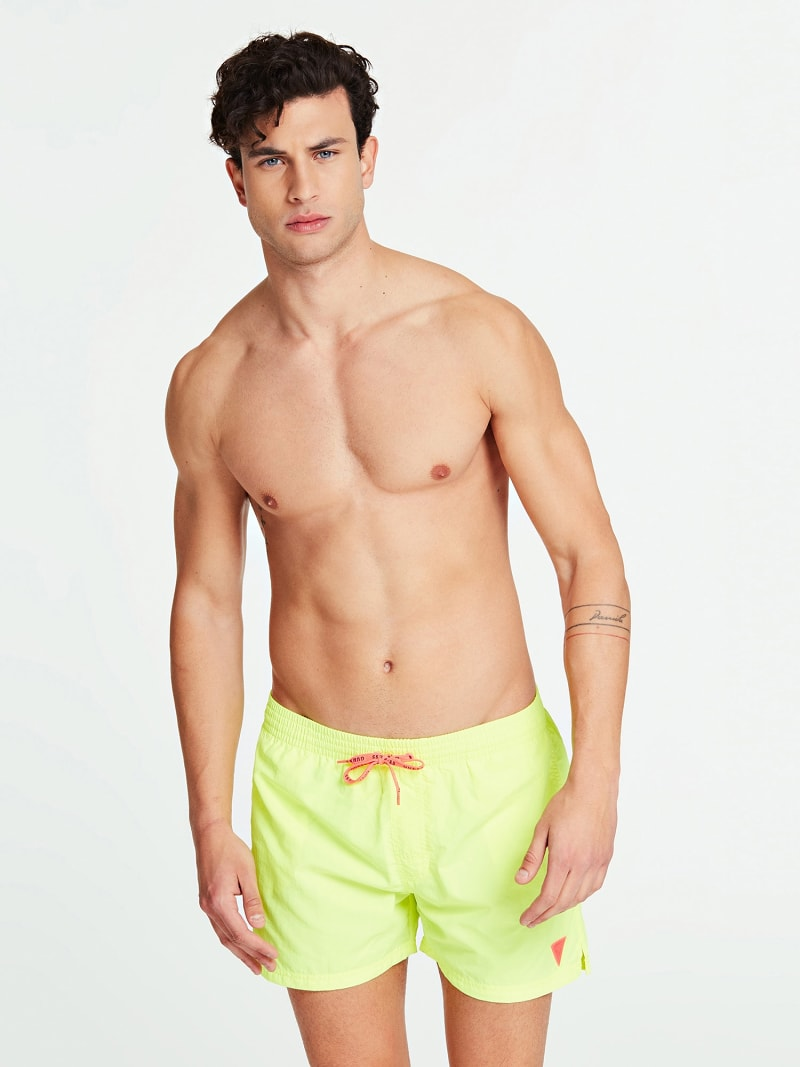 NYLON SWIM TRUNK image number 0