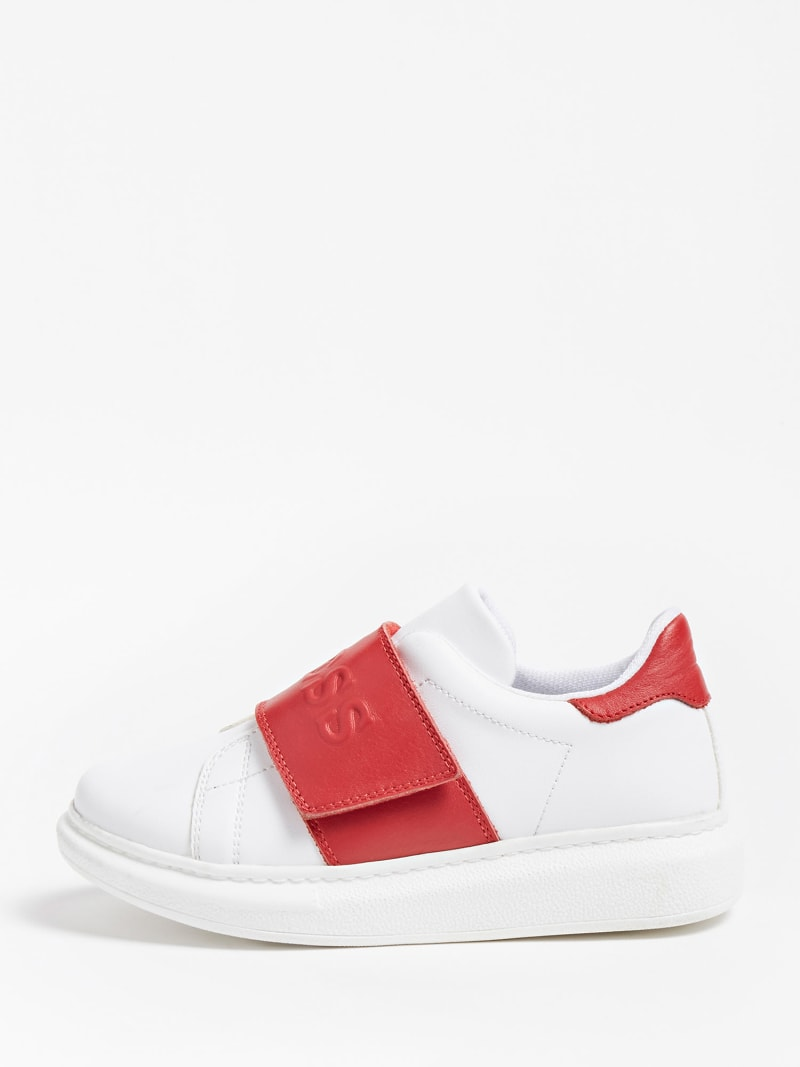 NEW EDGY LOGO SNEAKER (27-34) image number 1