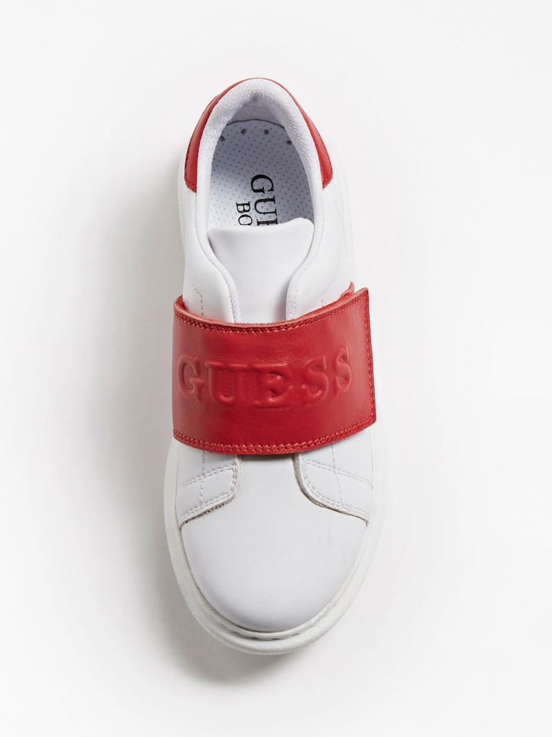 NEW EDGY LOGO SNEAKER (27-34) image number 3