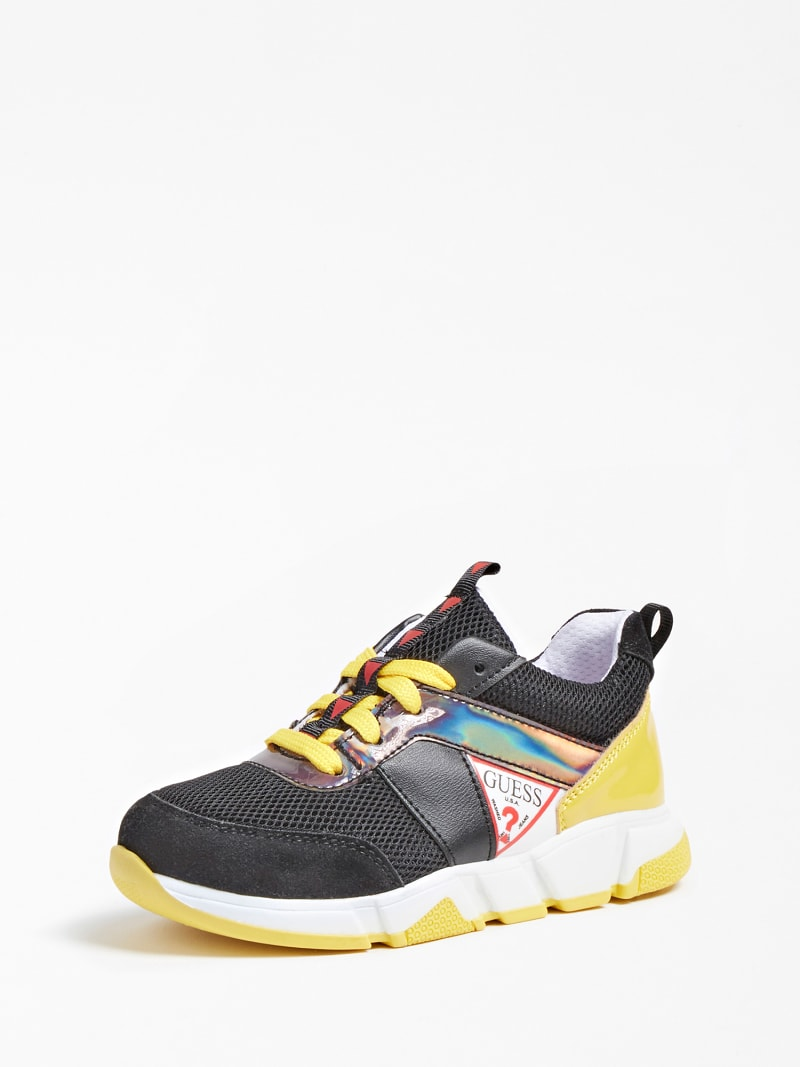 RICKY TRIANGLE RUNNING SHOE (27-34) image number 0