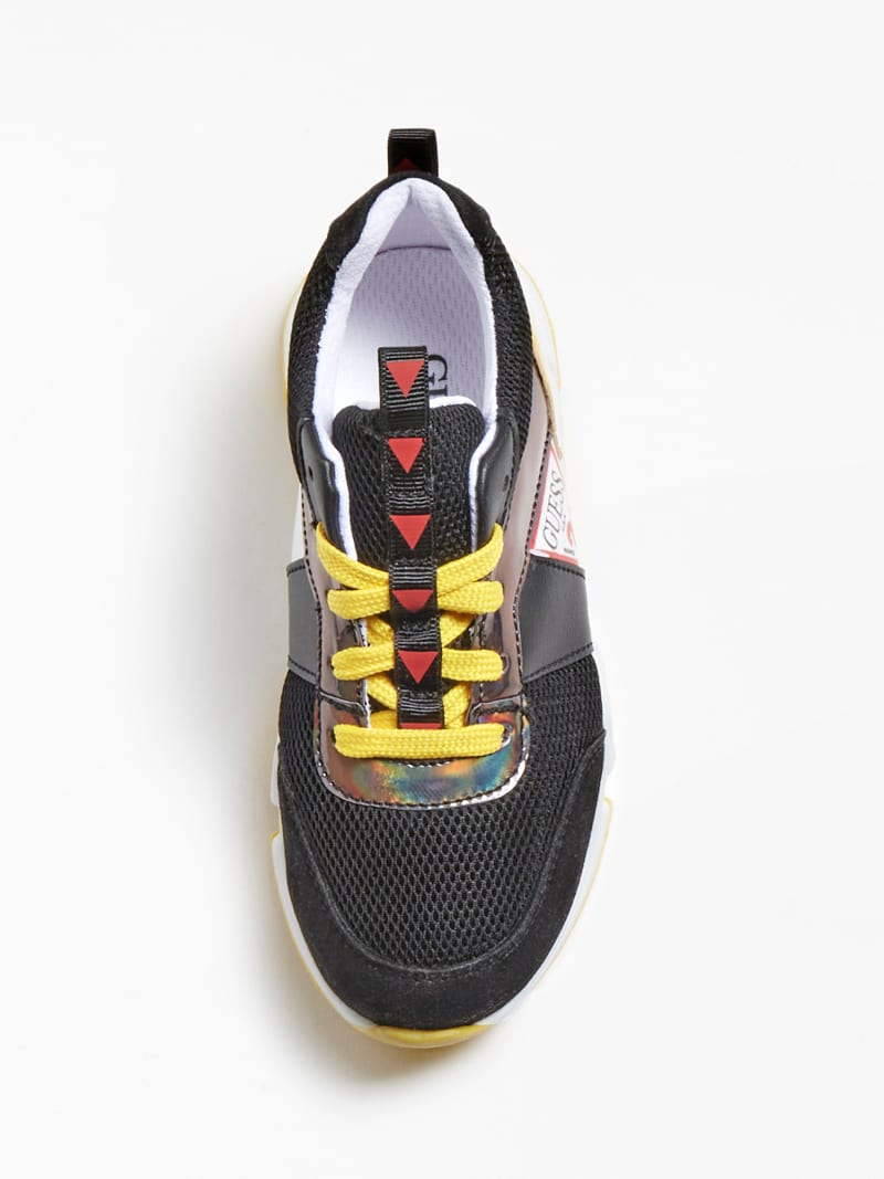 RICKY TRIANGLE RUNNING SHOE (27-34) image number 3