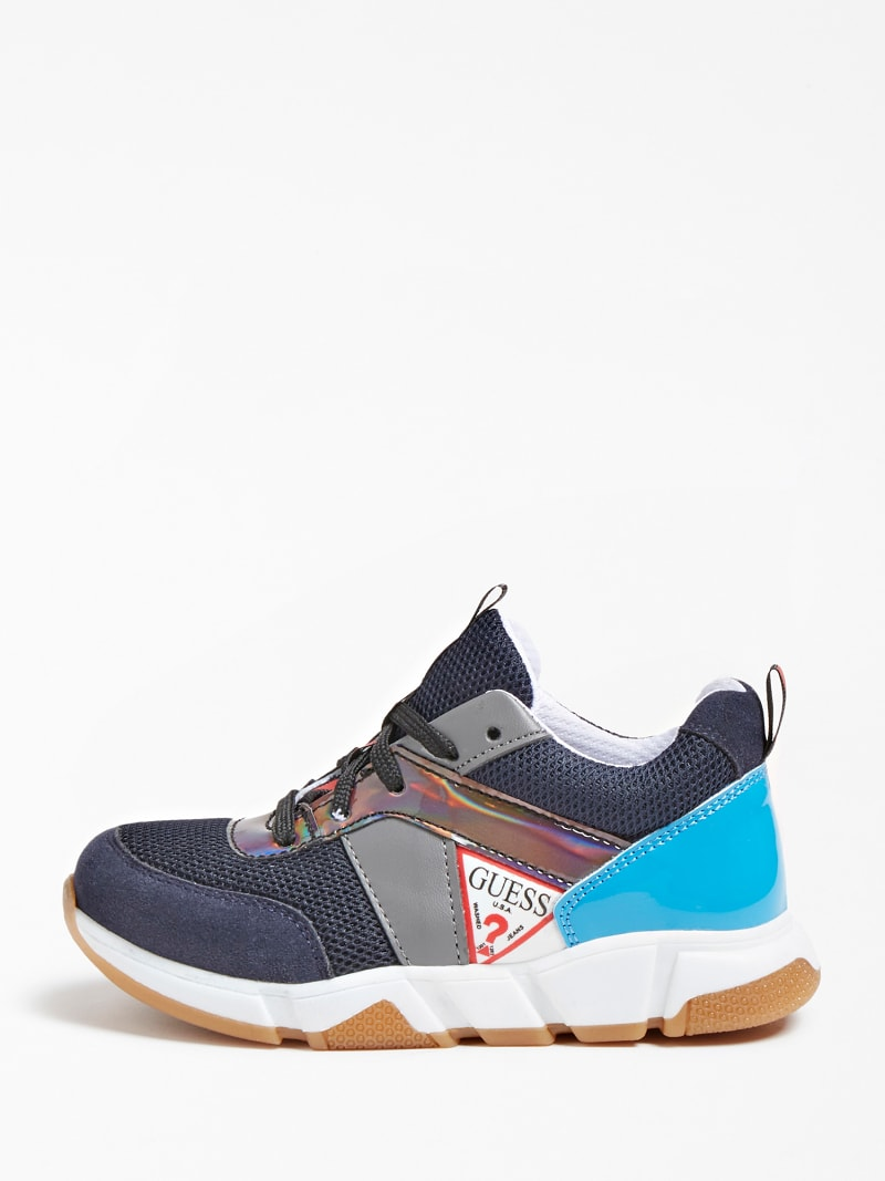 RICKY TRIANGLE RUNNING SHOE (27-34) image number 1