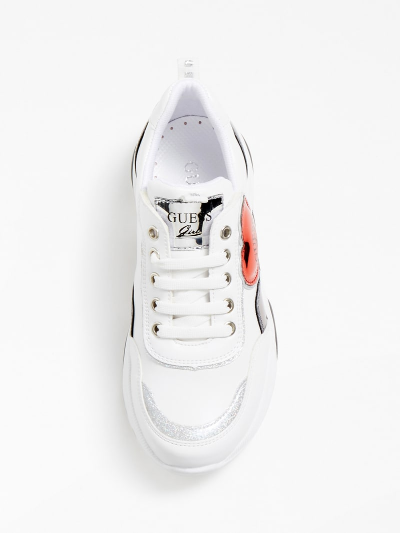CLAIRE LOGO RUNNING SHOE (35-38) image number 3