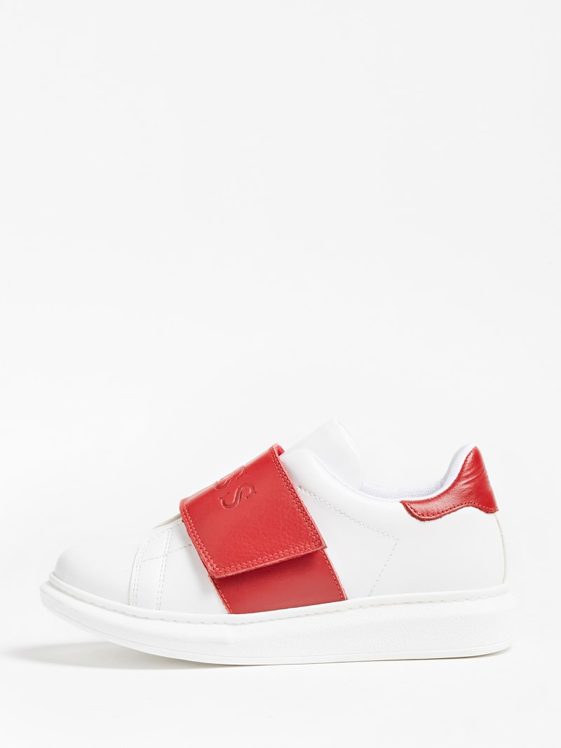 NEW EDGY LOGO SNEAKER (35-38) image number 1