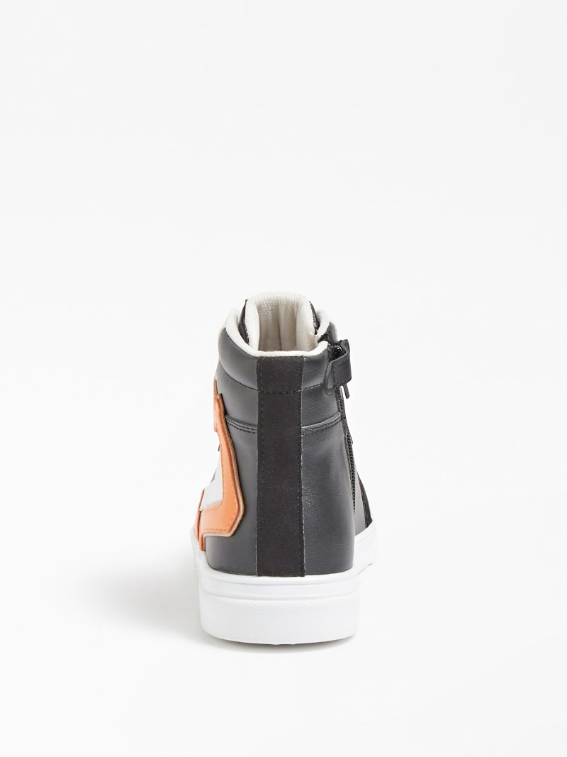 OWEN LOGO HIGH-TOP SNEAKER (35-38) image number 2