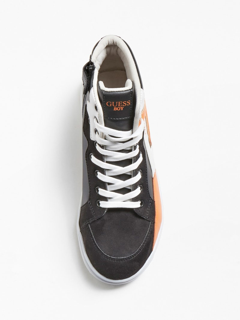 OWEN LOGO HIGH-TOP SNEAKER (35-38) image number 3