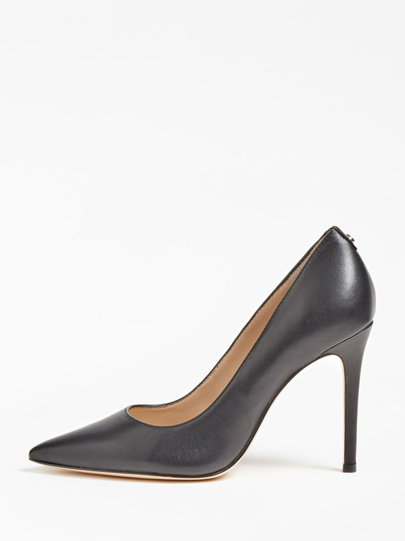 GAVI REAL LEATHER COURT SHOE image number 1