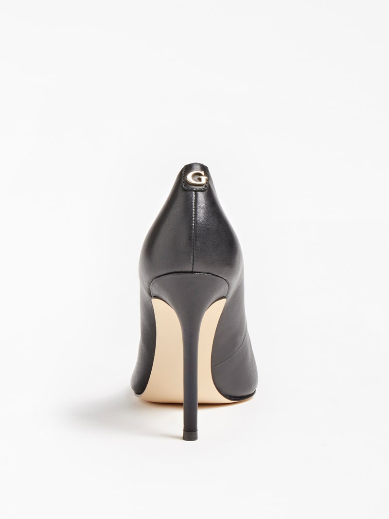 GAVI REAL LEATHER COURT SHOE image number 2