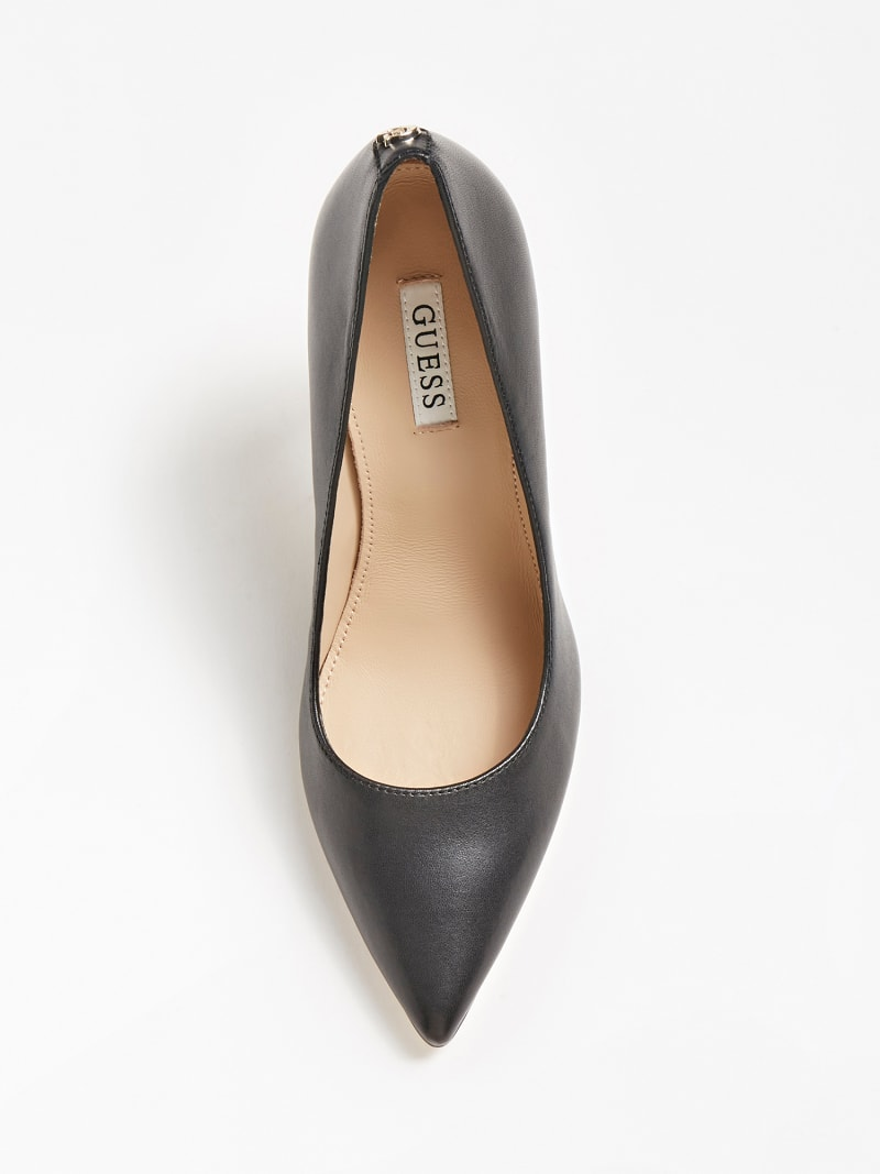 GAVI REAL LEATHER COURT SHOE image number 3