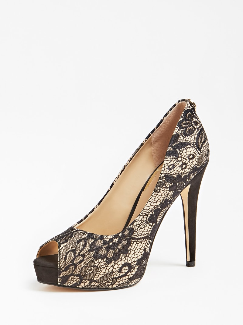 HADIE LACE COURT SHOE image number 0