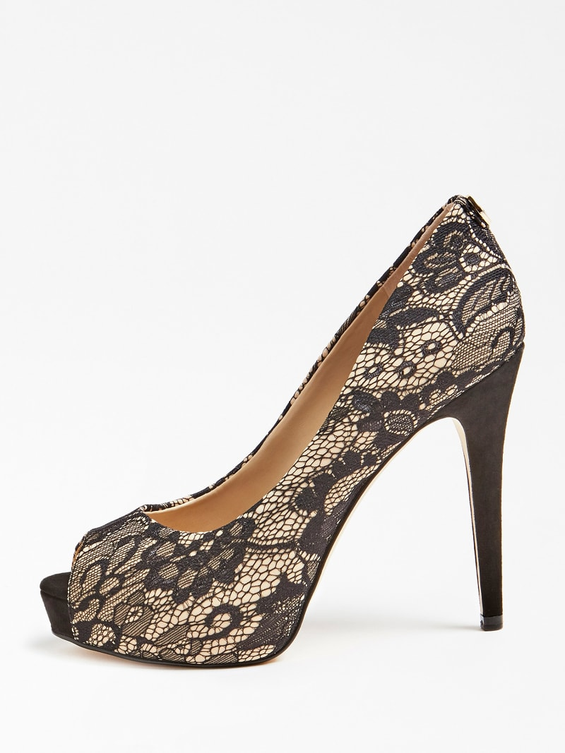 HADIE LACE COURT SHOE image number 1