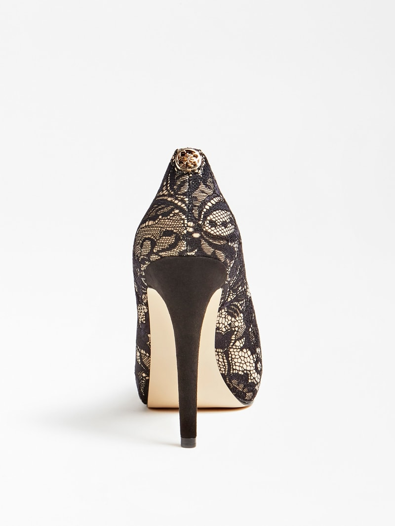 HADIE LACE COURT SHOE image number 2