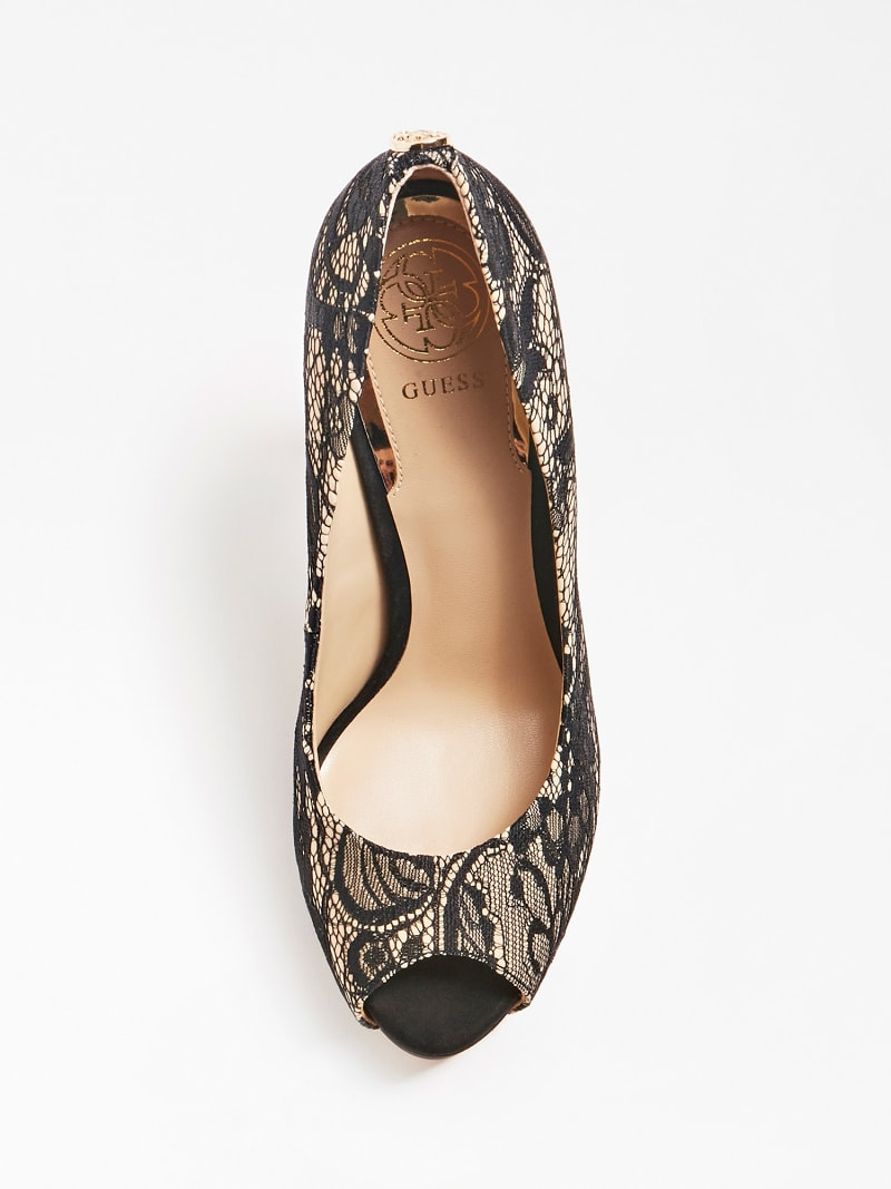 HADIE LACE COURT SHOE image number 3