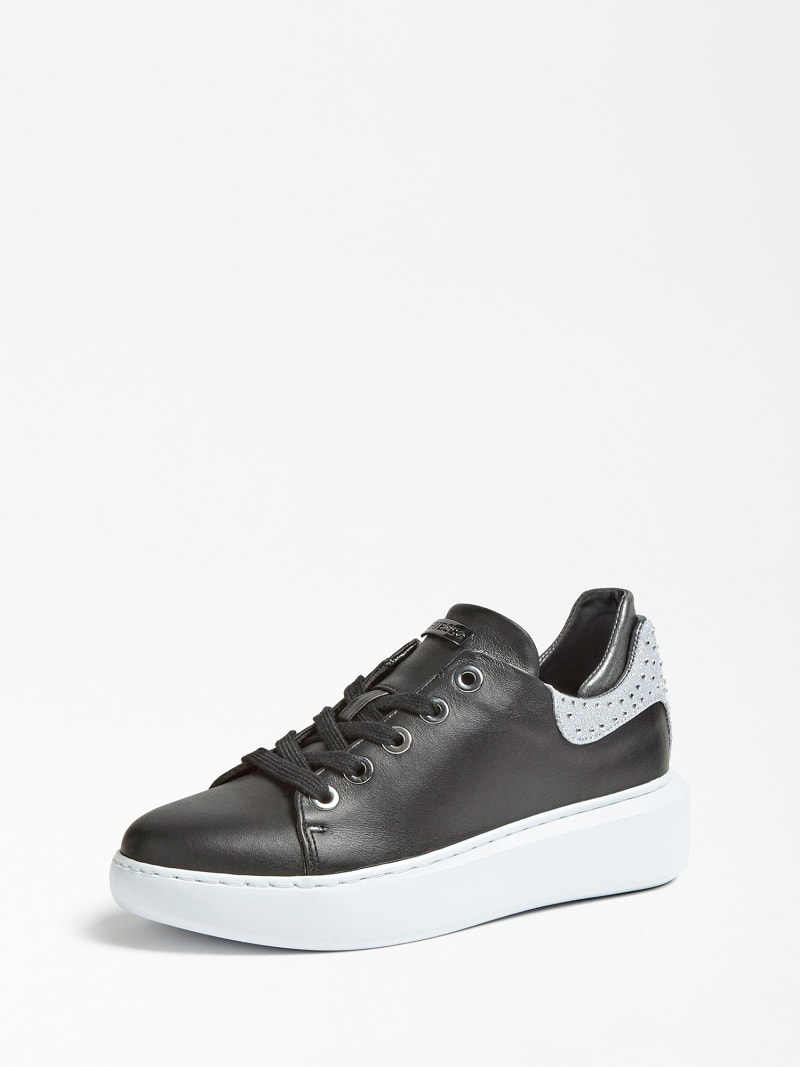 BRAYLIN REAL LEATHER SNEAKER image number 0