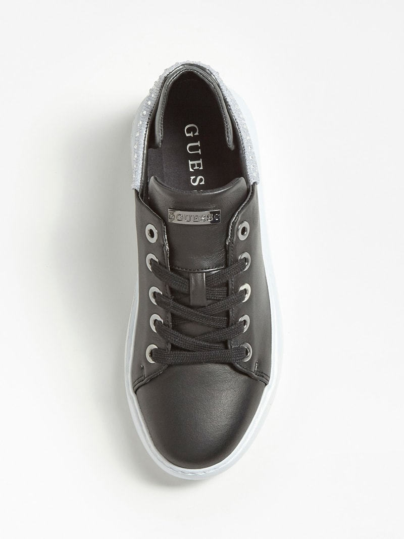 BRAYLIN REAL LEATHER SNEAKER image number 3